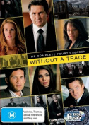 Without a Trace: Season 4 [Region 4]