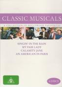 An American in Paris / Calamity Jane /  My Fair Lady / Singin' in the Rain (Classic Musicals)  [6 Discs] [Region 4]