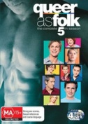 Queer As Folk: Series 5 [Region 4]