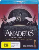 Amadeus (Director's Cut) [Region B] [Blu-ray]