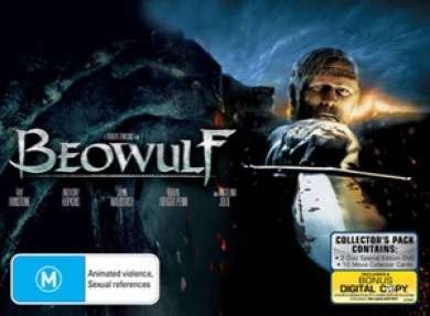 Beowulf (2 Disc Special Edition with Collector's Cards)
