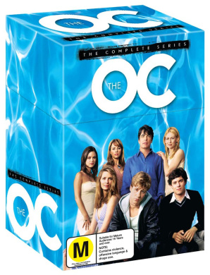 The O.C Complete Collection - 26 Disc Box Set