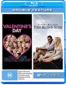 The Blindside/Valentine's Day [Region B] [Blu-ray]