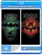 Batman Forever (1995) / Batman and Robin  [Region B] [Blu-ray]