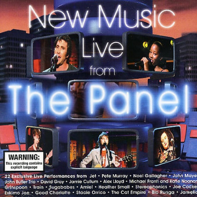 New Music Live From the Panel Vol. 4