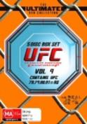 UFC: Volume 9 - UFC 78 to 82 [Region 4]