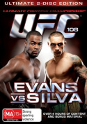 UFC: 108 - Evans vs Silva [Region 4]