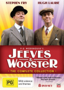 Jeeves and Wooster [Region 4]