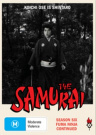 The Samurai [Region 4]