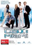 CSI Miami Complete Season 1  [6 Discs] [Region 4]