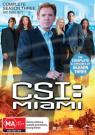 CSI: Miami - Season 3 [Region 4]