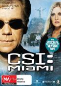 CSI: Miami - Season 5 [Region 4]