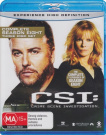 CSI: Season 8  [3 Discs] [Region B] [Blu-ray]