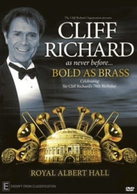 Cliff Richard Bold as Brass Live in London 2010