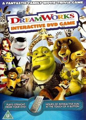 Dreamworks Interactive DVD Game