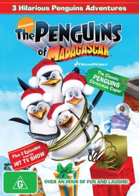 The Penguins of Madagascar: The Classic Penguins Christmas Caper