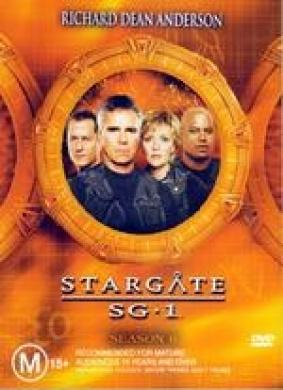 Stargate Sg-1 Season 6 Boxset (6 Discs)