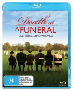 Death at a Funeral [Regions 1,4] [Blu-ray]