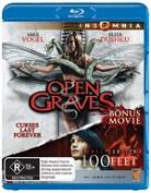 Open Graves / 100 Feet [Region B] [Blu-ray]