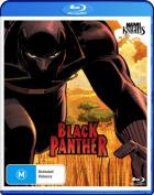 Marvel Knights Black Panther [Region B] [Blu-ray]