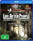 Life After People Season 2 [Region B] [Blu-ray]