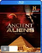 Ancient Aliens Season 1 [Region B] [Blu-ray]