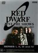 Red Dwarf - Just The Shows Volume 1  [4 Discs] [Region 4]