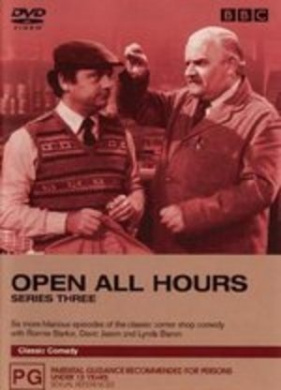 Open All Hours: Series 3