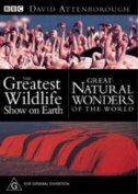 The Greatest Wildlife Show On Earth / Great Natrual Wonders of the World  [Region 4]