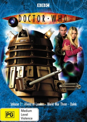 Doctor Who 2005 Series 1 Volume 2