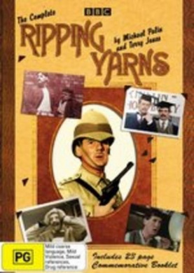 The Complete Ripping Yarns (2 Discs)