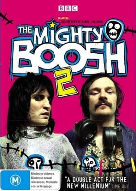 The Mighty Boosh: Series 2
