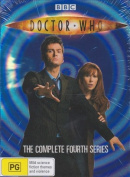 Doctor Who: Series 4 [Region 4]