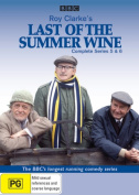 Last of the Summer Wine [Region 4]