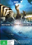Nature's Great Events [Region 4]