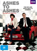 Ashes to Ashes: Series 2 [Region 4]