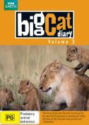 Big Cat Diaries: Volume 3 [Region 4]