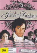 The Jane Austen Classic Collection (Emma / Mansfield Park / Northanger Abbey / Persuasion / Pride and Prejudice (1995) / Sense a [Region 4]