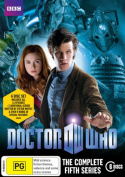 Doctor Who Series 5 Boxset Limited Edition [Region 4]