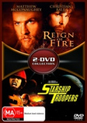 Starship Troopers / Reign of Fire