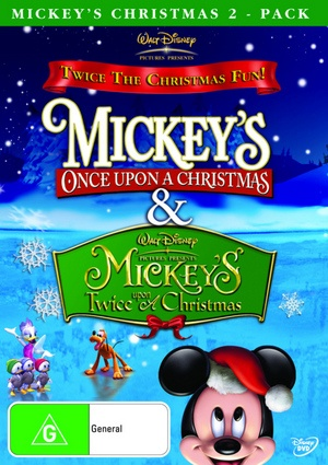 Mickey Once Upon A Christmas.Mickey S Once Upon A Christmas Mickey S Twice Upon A Christmas