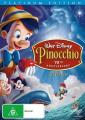 Pinocchio (Platinum Edition) [Region 4]