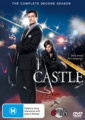 Castle: Season 2  [6 Discs] [Region 4]