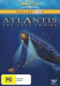 Atlantis - The Lost Empire [Region 4]