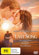 The Last Song [Region 4]