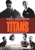 Remember The Titans [Region 4]