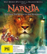 The Chronicles of Narnia [Region B] [Blu-ray]