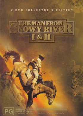 the man from snowy river i and ii by roadshow