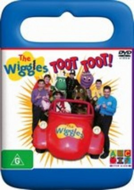 the wiggles toot toot by roadshow entertainment shop