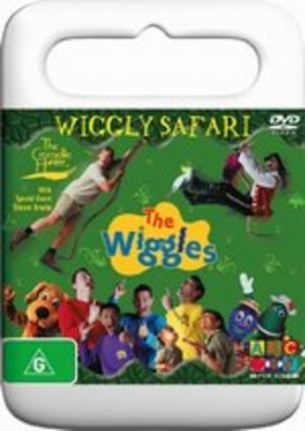 the wiggles wiggly safari by roadshow entertainment shop